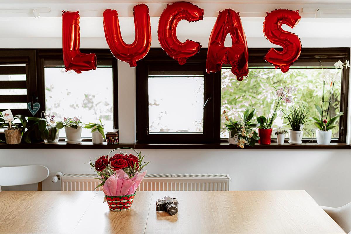 Botez Lucas | Silhouettes.ro