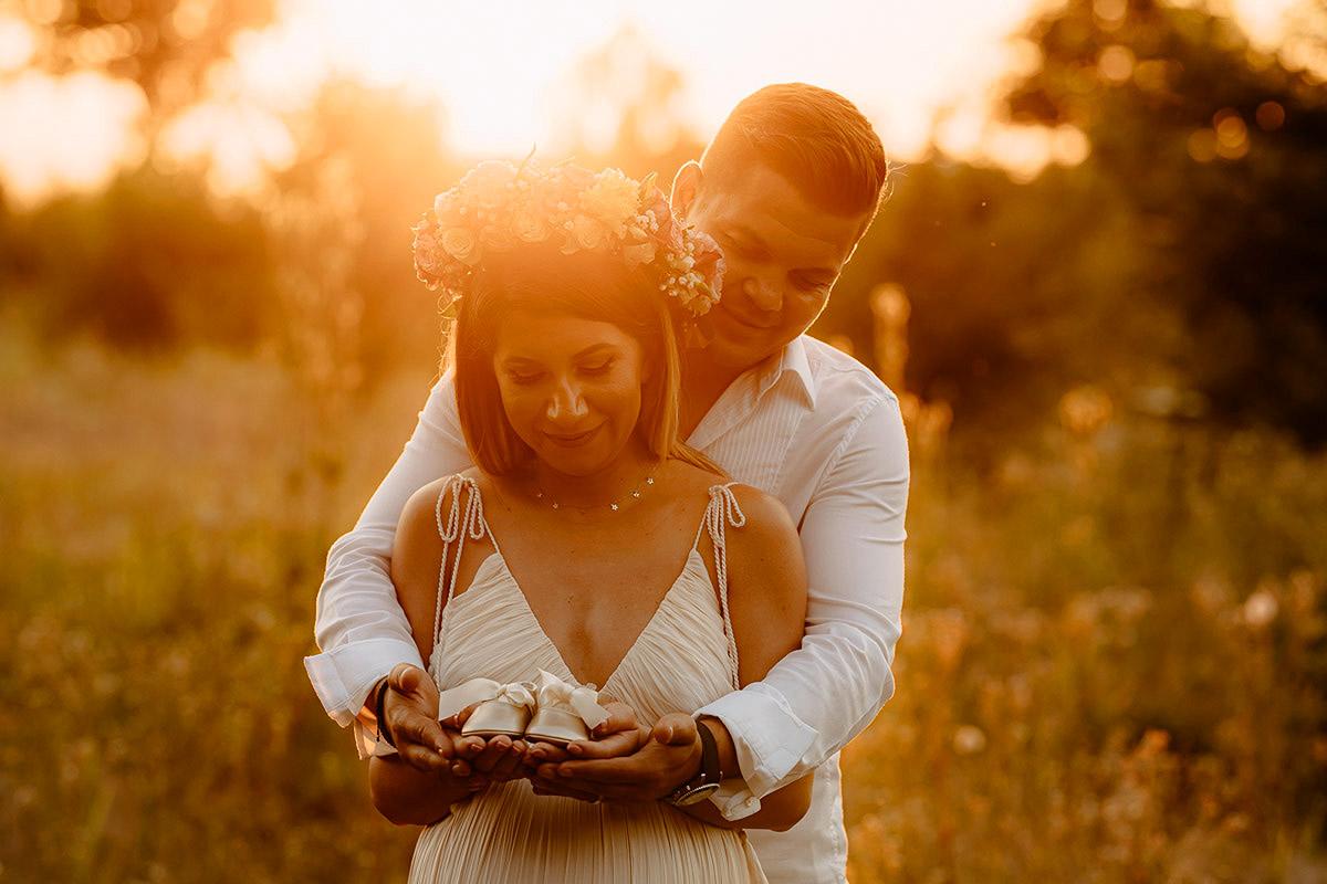 Aura & Andu | Pregnancy | Silhouettes.ro