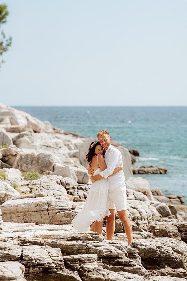 Nunta Sorina & Costin  Thasos, Greece   Silhouettes.ro
